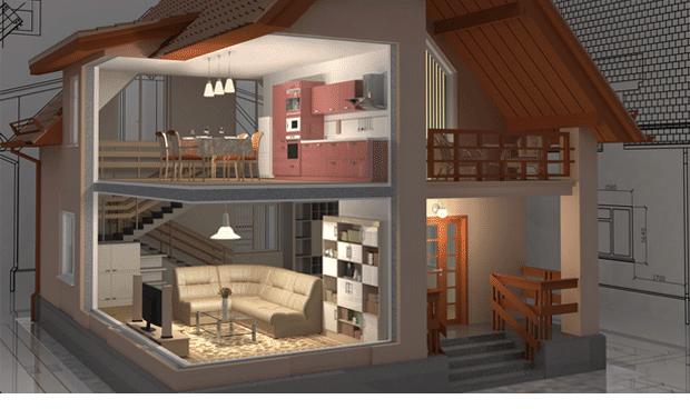 Smarthome la casa dom tica blog seas - Trasformare una casa in domotica ...