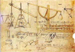 Códice Atlántico de Leonardo da Vinci