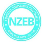 Sello de un edificio nZEB en base a la directiva 2010/31/UE