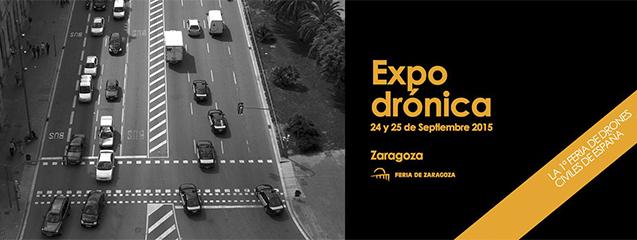 feria de drones expodronica