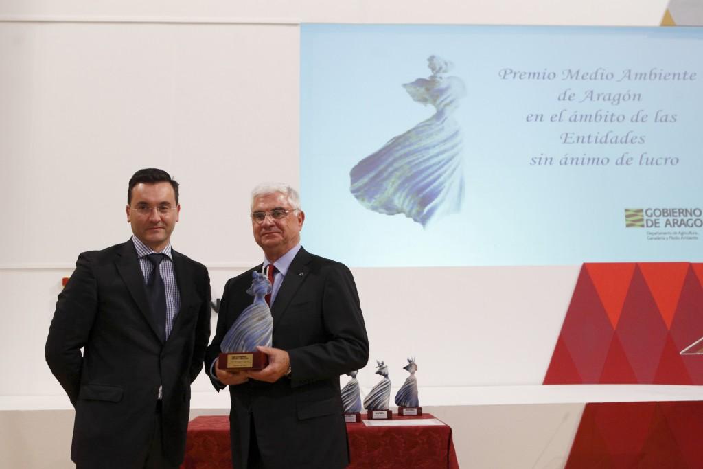 Premio Medioambiente Gobierno de Aragón