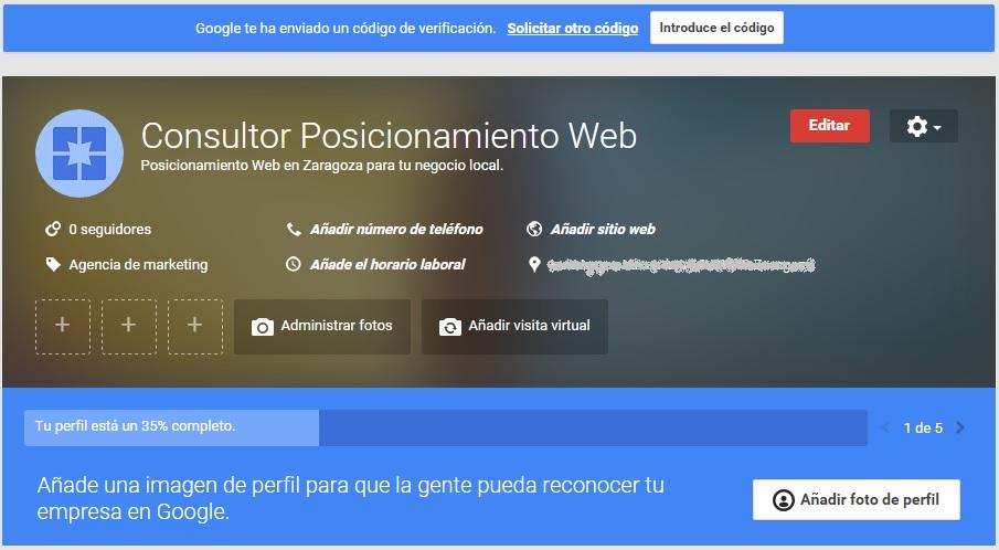 consultor posicionamiento web