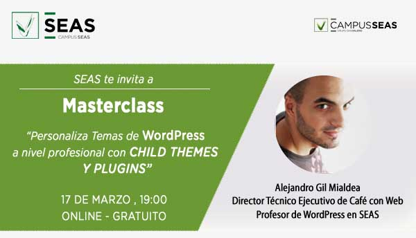 masterclass wordpress