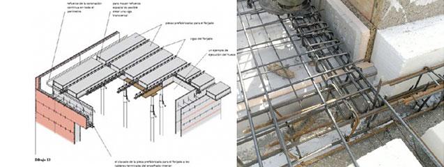 proyecto real construcción vivienda EECN