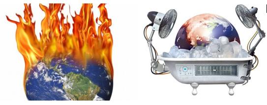 La Tierra un sistema termodinámico