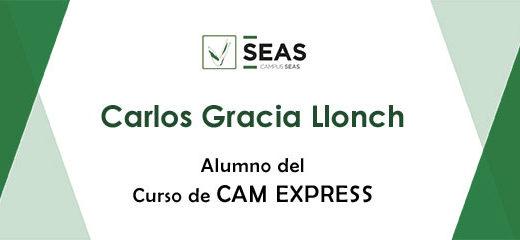 Carlos Gracia alumno SEAS