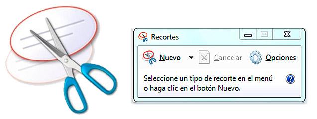 Herramienta Recortes Blog SEAS
