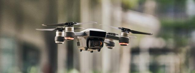 Cabecera drones y grafeno blog SEAS