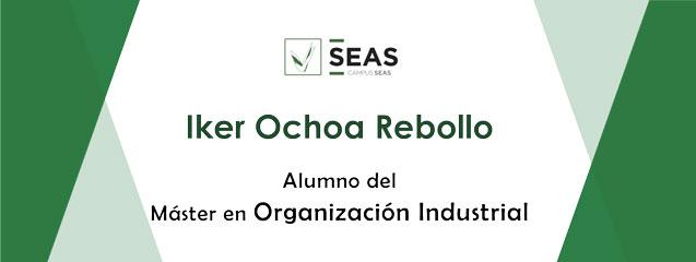 Iker Ochoa alumno de SEAS