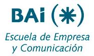 BAI Escuela de Empresa y Comunicación
