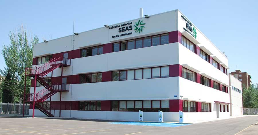 Edificio SEAS calle Violeta Parra 9 50015 Zaragoza