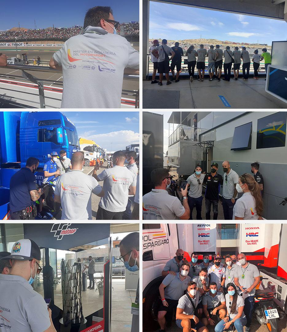 Fotos alumnos SEAS Máster Ingeniería del Motorsport