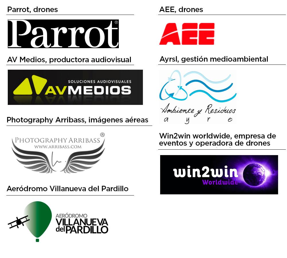 Empresas colaboradoras con SEAS y DARES