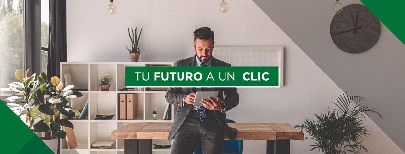 Tu futuro a un clic