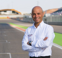 Santiago Abad, profesor de Motorland
